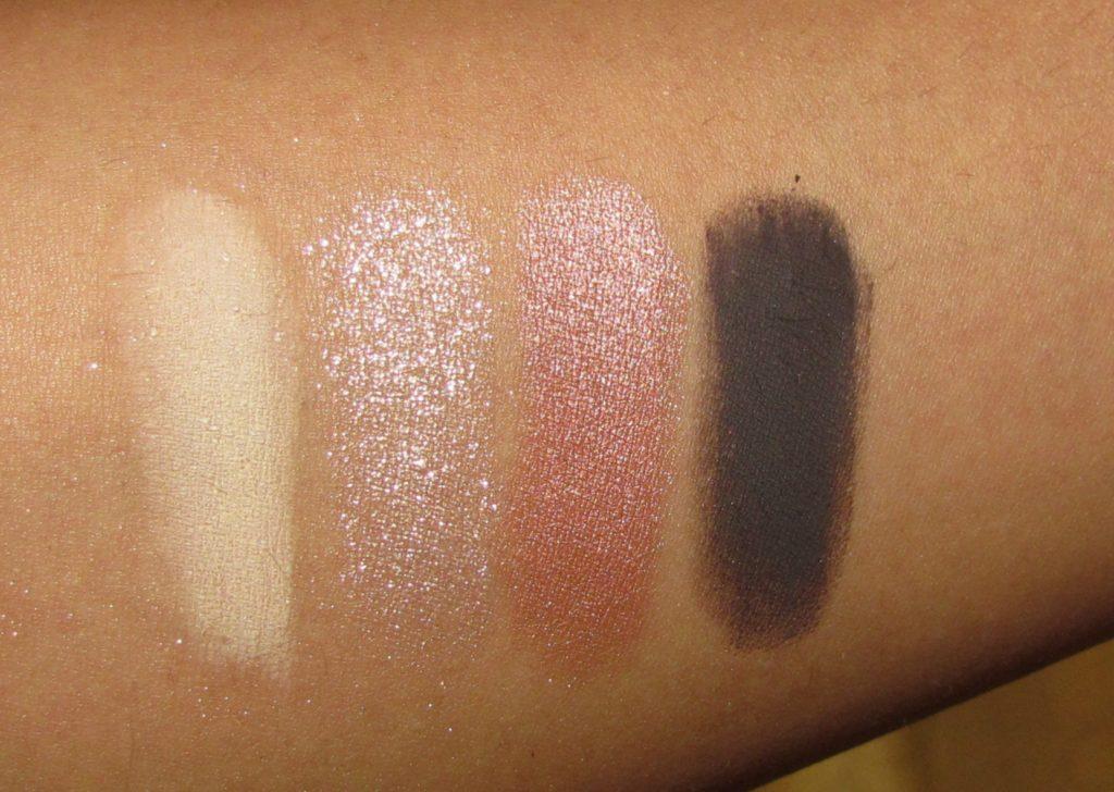 Bobbi Brown Sunkissed Nude Eye Palette_Swatches_02