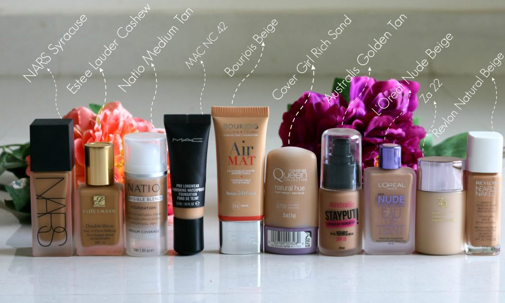 top foundations for combination skin