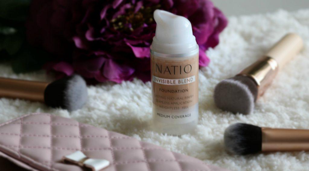 Natio Invisible Blend Foundation medium tan review