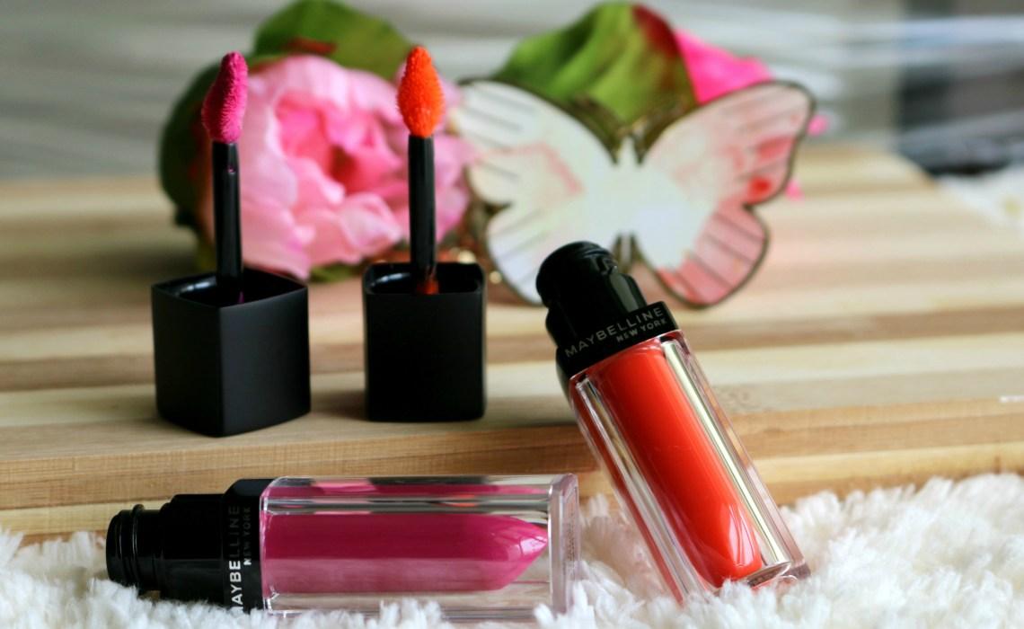 Maybelline Colorsensational Velvet Matte review