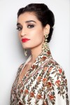 GET THE LOOK : M.A.C Cosmetics for Rohit Bal at India Couture Week 2016