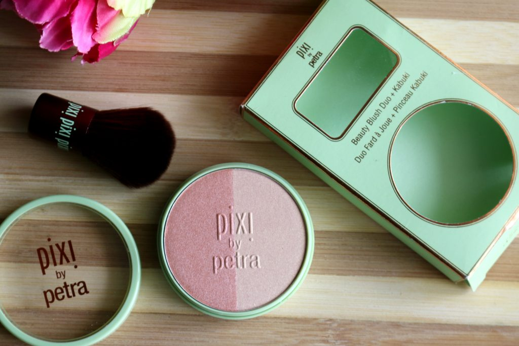pixi beauty blush duo - peach honey