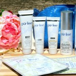 pur~lisse Blue Lotus Travel Essentials Set, Blue Lotus Brightening Serum