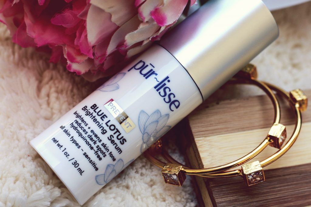 pur~lisse Blue Lotus Brightening Serum price