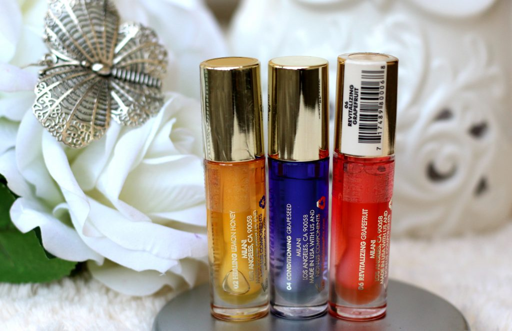 Milani Moisture Lock Oil Infused Lip Treatment Review