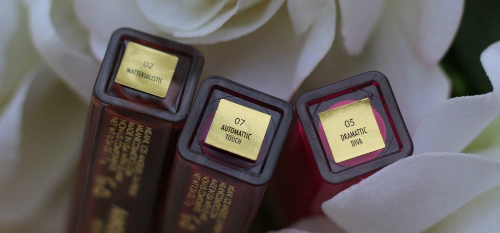 Milani Cosmetics Amore Matte Metallic Lip Crème