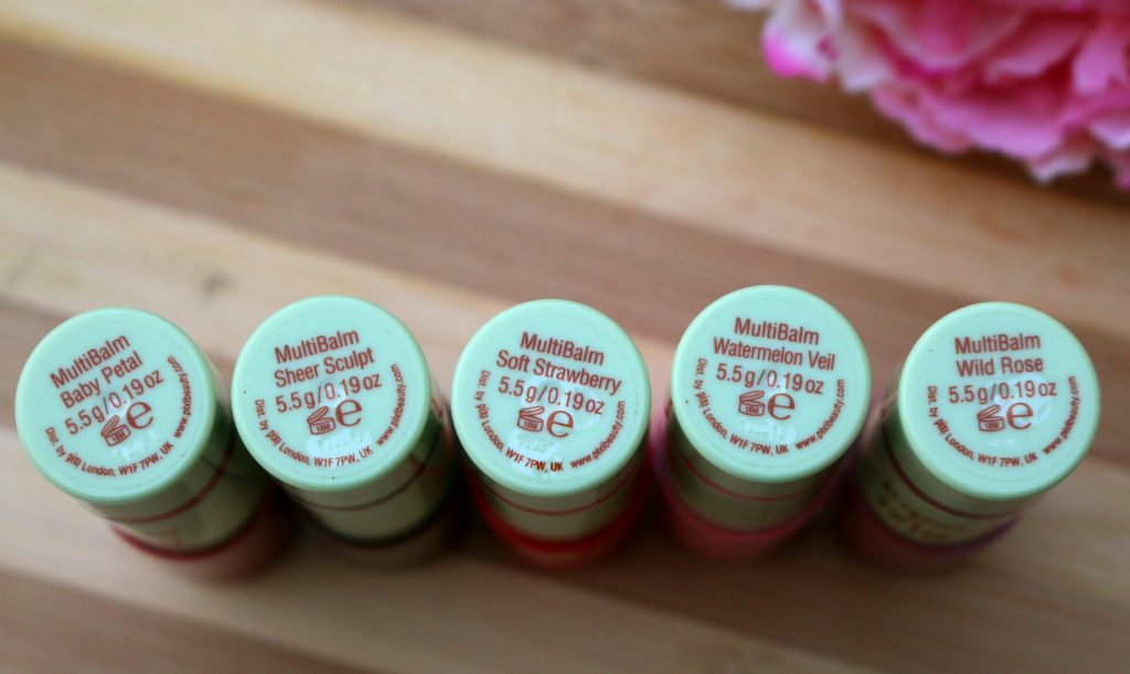 pixi by petra multibalm blushes