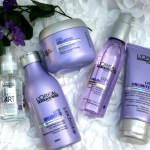 My Current #HairCareRoutine – L'Oreal Paris Liss Unlimited Range
