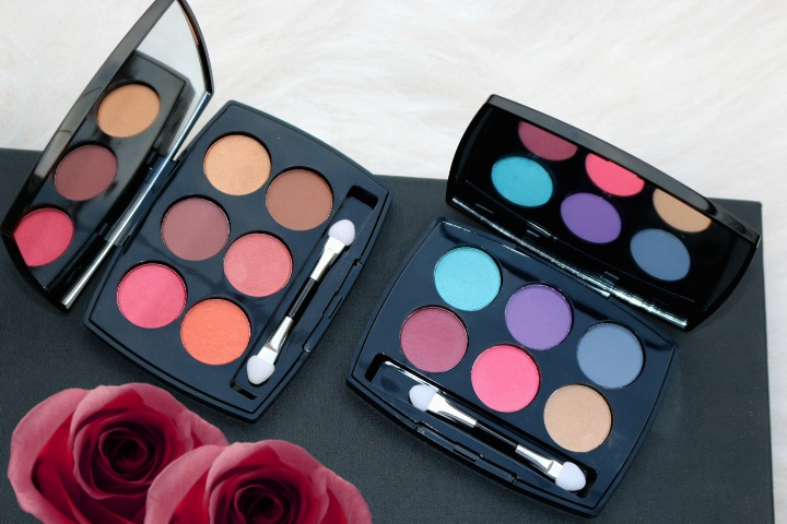 Lakmé Absolute Illuminating Eyeshadow Palettes - French Rose & Royal Persia   Review