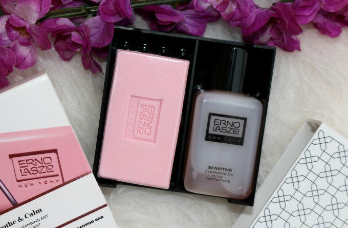 Erno Laszlo Sensitive Double Cleanse Travel Set review