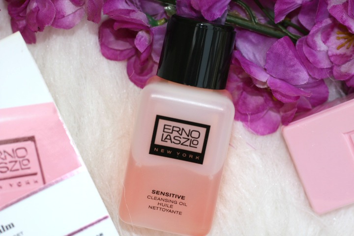 erno laszlo sensitive cleansing oil review