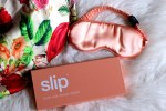 YOU MIGHT NOT BE A MOVIE STAR BUT YOU CAN STILL sleep LIKE ONE ! #Slipsilk pure silk peach sleep mask