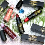 MAC X James Kaliardos Lipsticks & MAC X Kabuki Magic Retro Matte Liquid Lipcolours