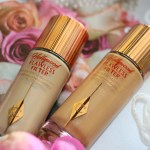 Charlotte Tilbury Hollywood Flawless Filter – 4 Medium, 5 Tan   Swatches & Review