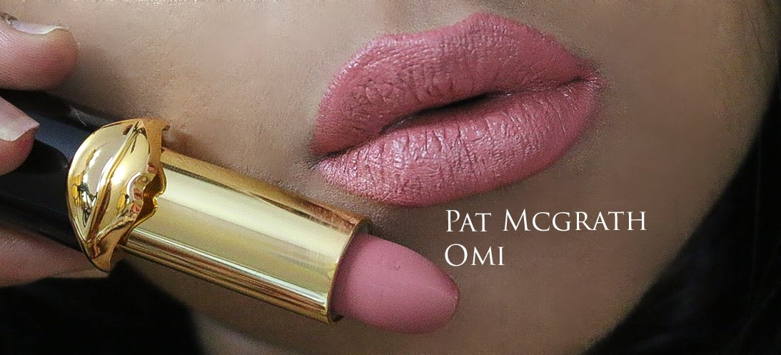 pat mcgrath mattetrance lipstick omi, pat mcgrath omi, pat mcgrath omi review, pat mcgrath mattetrance lipstick omi review, pat mcgrath labs mattetrance lipstick omi review, pat mcgrath lipstick omi swatches, patmcgrath matte trance lipstick omi swatches