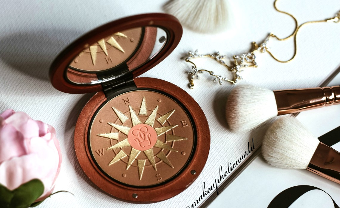 Guerlain Terracotta Route Des Îles Tan Enhancing Bronzer | Review & Swatches