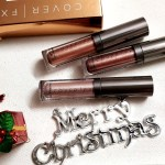 #ChristmasGifts #Holiday2018 Cover FX Glam & Glow Shimmer Veil Trio