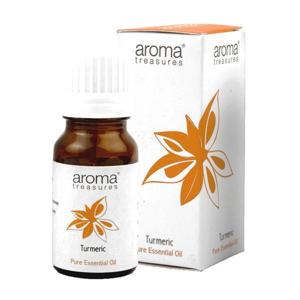 Aroma Treasures Turmeric Pure Essential Oil
