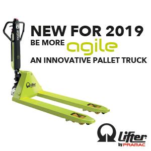 Pramac Agile Pallet Truck