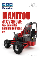 Materials Handling World Magazine April 2017