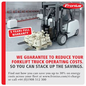 Fronius Fork lift batteries