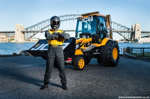 JCB GT crowned the fastest digger on earth - MHW Magazine