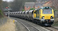 Freightliner welcomes chancellor George Osborne to Crewe