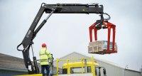 Hiab supplies Australian Rock Logistics with thirty HIAB cranes