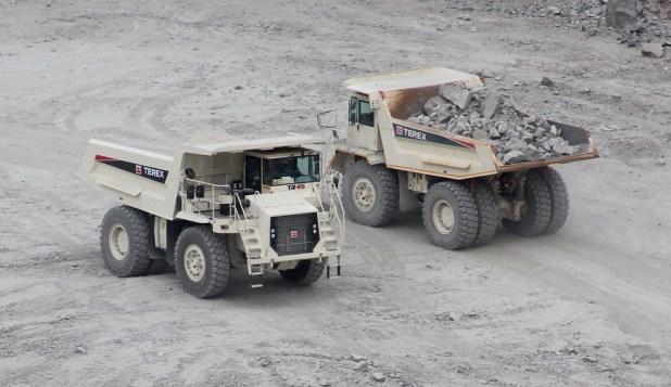 Terex Trucks provides rock-solid support at Zimbabwean quarries 2 trucks