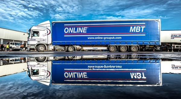 Trailer fleet expansion reflects Online growth