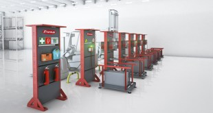 Fronius to showcase innovative battery charging technology at LogiMAT