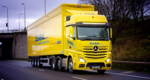 Mercedes-Benz Actros is the safe choice for Global