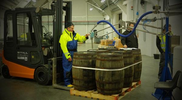 Scott Pallets supplies new Harris 'Social' Distillery