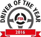 FTA Driver of the Year 2016 Competition