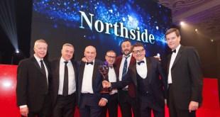 Northside scoops 'six of the best' at Mercedes-Benz Van awards