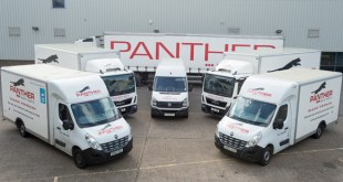 Panther Warehousing revamps fleet with £3 million investment