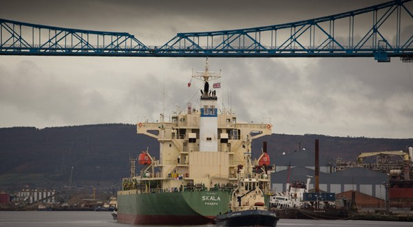 Teesside exports scale new heights
