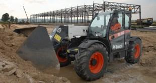 New standard 3 year warranty for Bobcat Telehandlers