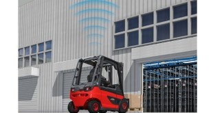 Linde Material Handling launches driver assistance system