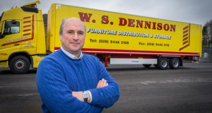 Furniture distribution specialist W. S. Dennison Ltd adds high security trailers to the fleet