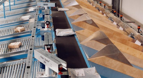 BEUMER Group to deliver sortation system for DPD Russia's new logistics centre