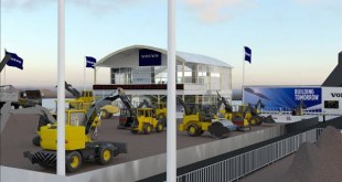 Volvo thinks BIG at Bauma