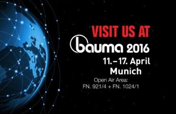 Hiab innovations at Bauma 2016 exhibition