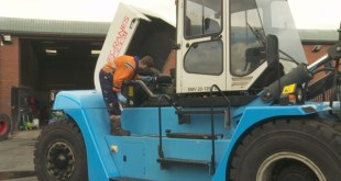 Cooper's top tips for buying used heavy forklift lifting equipment