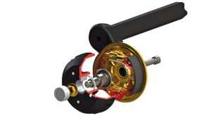 AL-KO launches high-performance trailer axle braking system