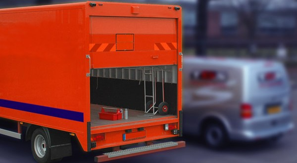Parker Hannifin system imparts safer and better performing doors on refrigerated vehicles