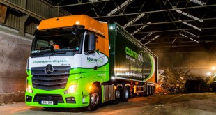 Countrystyle steps up its 'clean, green' drive with more Mercedes-Benz Arocs