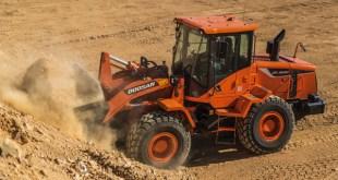 New Doosan Mid-Size Excavators & Loaders at Bauma