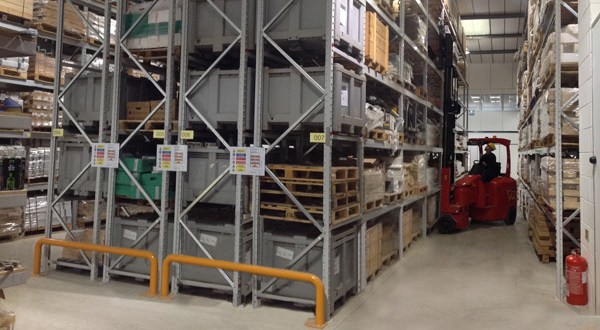 Flexi Warehouse Systems: Space-saving storage is now an easy move for anyone