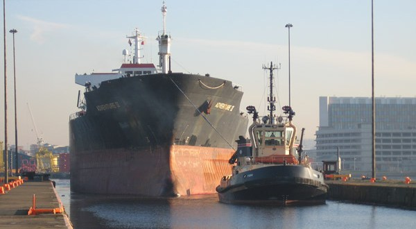 Forth ports achieves ISO Standard for energy management